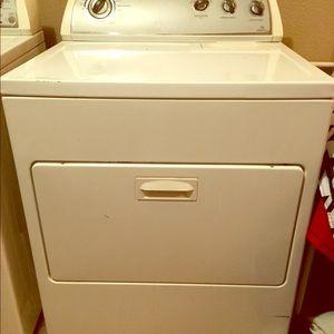 Whirlpool Washer/Dryer set